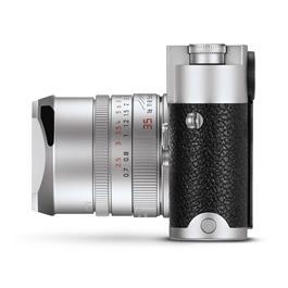 Leica M10-P Digital Rangefinder Camera Silver Chrome