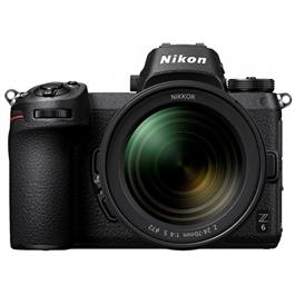 Nikon Z 6 full frame mirrorless camera + 24-70mm lens f/4 S thumbnail
