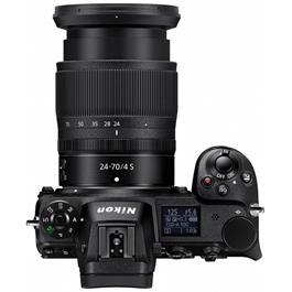 Nikon Z 6 full frame mirrorless camera + 24-70mm lens f/4 S Thumbnail Image 1