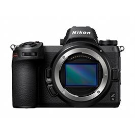 Nikon Z 6 Mirrorless Camera + FTZ Mount Adapter Thumbnail Image 0