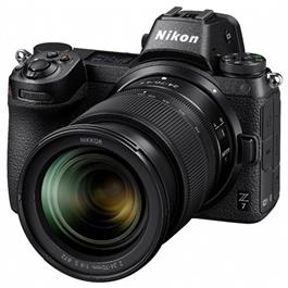 Nikon Z7 Full Frame Mirrorless Camera + 24-70mm f/4 S Lens + FTZ Mount Adapter Thumbnail Image 1
