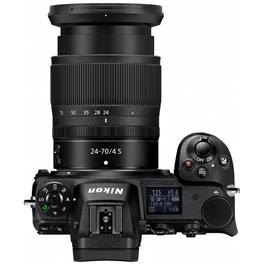 Nikon Z7 Full Frame Mirrorless Camera + 24-70mm f/4 S Lens + FTZ Mount Adapter Thumbnail Image 5