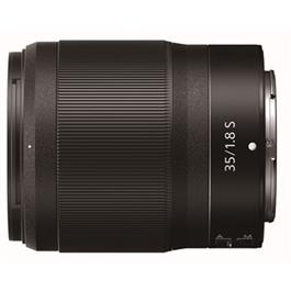 Nikon 35mm f/1.8 S Z mount lens thumbnail