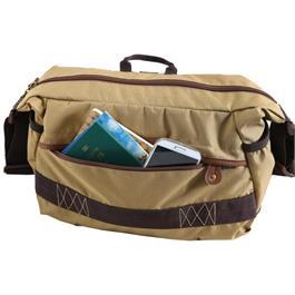 Vanguard Havana 36 Shoulder Bag in Brown back