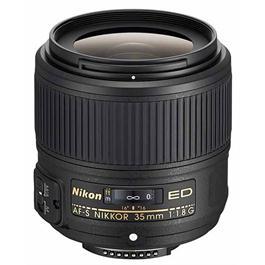 Nikon AF-S 35mm lens f/1.8G ED thumbnail