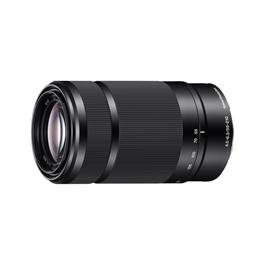 Sony E Series 55-210mm F4.5-6.3 OSS Black