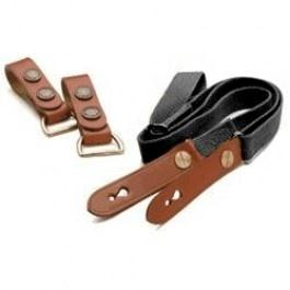 Billingham Waist Strap - Black/Tan thumbnail
