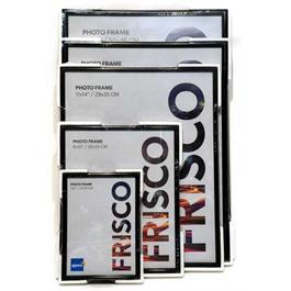 """Kenro 6 x 4"""" (15 x 10cm) Frisco Black Photo Frame thumbnail"""