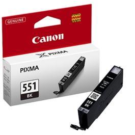 Canon CLI-551 XL Black 11ml Ink Tank thumbnail