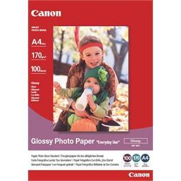 Canon GP 501 A4 Glossy Paper 100 Sheets thumbnail