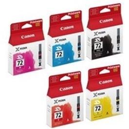 Canon PGI-72 MBK/C/M/Y/R Multipack Ink thumbnail
