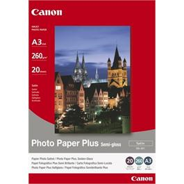 Canon SG-201 A3 Semi-Gloss Photo Paper Plus thumbnail