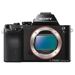 Sony a7S Mirrorless Camera Body Thumbnail Image 3