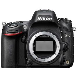 Nikon D610 DSLR Digital SLR Camera Body thumbnail