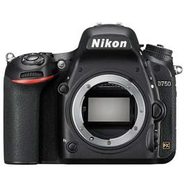 Nikon D750 Digital SLR Camera (Body Only) thumbnail