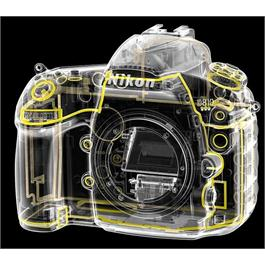 Nikon D810 Digital SLR Camera Body Thumbnail Image 3