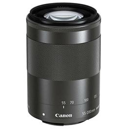 Canon EF-M 55-200mm f/4.5-6.3 IS STM Lens thumbnail