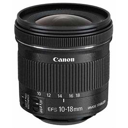 Canon EF-S 10-18mm f/4.5-5.6 IS STM Ultra Wide Angle Zoom Lens thumbnail