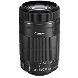 Canon EF-S 55-250mm f/4-5.6 IS STM Telephoto Zoom Lens thumbnail