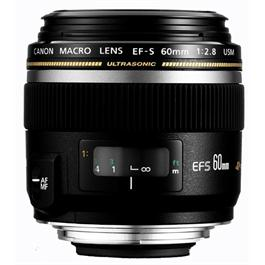 Canon EF-S 60mm f/2.8 Autofocus Macro Lens thumbnail