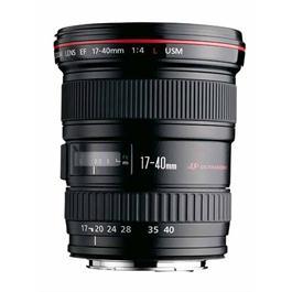 canon ef 17-40 lens