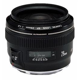 Canon EF 28mm f/1.8 USM Wide Angle Lens thumbnail