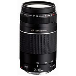 Canon EF 75-300mm f/4-5.6 III USM Telephoto Zoom Lens thumbnail
