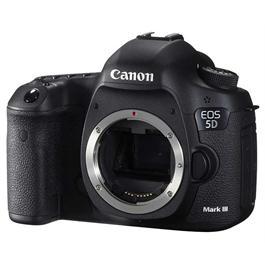 Canon EOS 5D Mark III DSLR Camera (Body Only) Thumbnail Image 0