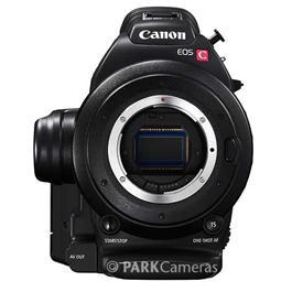 Canon EOS C100 Cinema EOS Camera Thumbnail Image 3