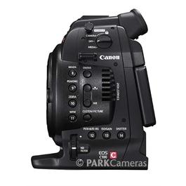 Canon EOS C100 Cinema EOS Camera Thumbnail Image 2
