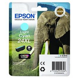 Epson Elephant 24XL Light Cyan T2435 thumbnail