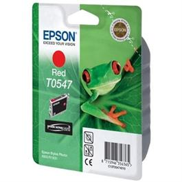 Epson Frog Red T054740 for R800/1800 thumbnail