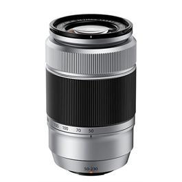 Fujifilm XC 50-230mm f/4.5-6.7 OIS Telephoto Zoom Lens - Silver thumbnail