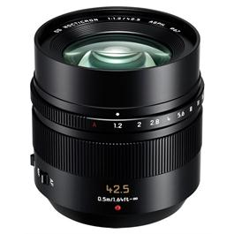 Panasonic LEICA DG NOCTICRON 42.5mm f/1.2 ASPH. POWER O.I.S lens thumbnail