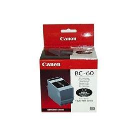 Canon BC60 Black Ink Cartridge thumbnail
