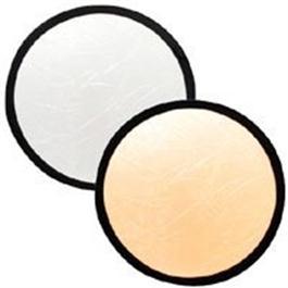 Lastolite Collapsible Reflector 50cm Gold/White LL LR2041  thumbnail