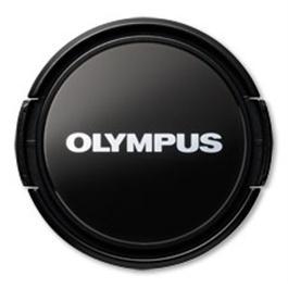 Olympus LC-37PR BLK Dress-Up Lens Cap Clear Black thumbnail