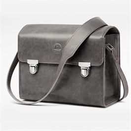 Leica Leather system bag stone grey thumbnail