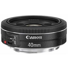 Canon EF 40mm f/2.8 STM Pancake Lens thumbnail