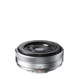 Fujifilm XF 27mm f2.8 Pancake Lens - Silver thumbnail