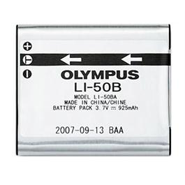 Olympus LI-50B (LI50B) Battery (for MJU 1010, 1030 SW, 6010) thumbnail