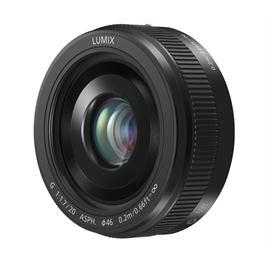 Panasonic Lumix G 20mm f/1.7 II ASPH Black - M4/3 lens Thumbnail Image 0