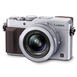 Panasonic LX100 Silver Compact Digital Camera Thumbnail Image 6