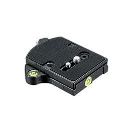 Manfrotto 394 Low Profile Quick Release Adapter with 410PL Plate thumbnail