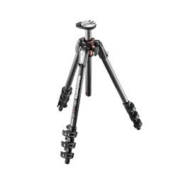 Manfrotto MT190CXPRO4 4 Section Carbon Fibre Tripod thumbnail