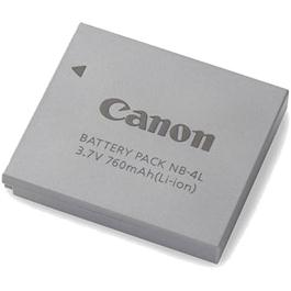 Canon NB 4L Battery thumbnail