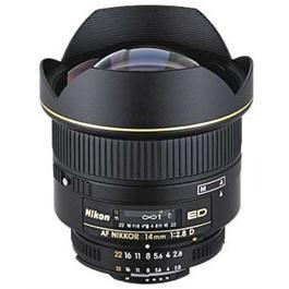 Nikon AF NIKKOR 14mm LENS  f/2.8D ED thumbnail