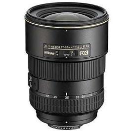 Nikon AF-S DX Zoom-Nikkor 17-55mm f/2.8G IF-ED Lens thumbnail