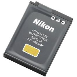 Nikon Li-Ion EN-EL12 battery thumbnail