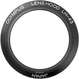 Olympus LH-43 Lens Hood for 25mm Pancake Lens thumbnail